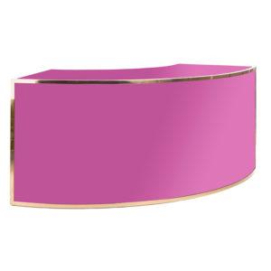 avenue 1_4 round gold purple plexi