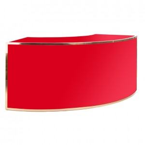 avenue 1_4 round gold red plexi