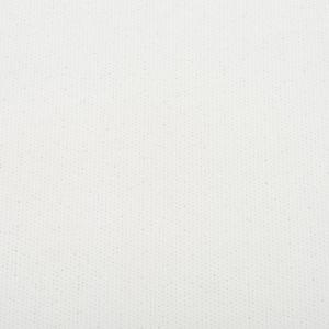 EDGEWATER CARPET 1M white metallic silver