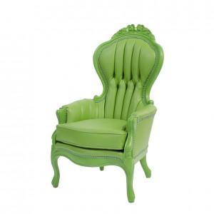 Elizabeth chair-green-S