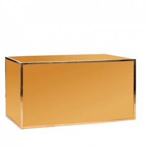 avenue 6' bar gold gold plexi