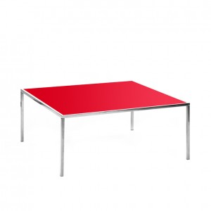 carlton table SS red plexi