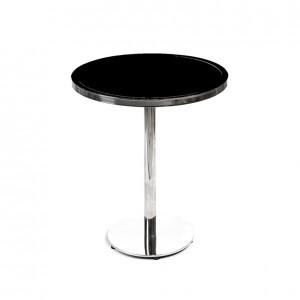 gramercy 40_ round cocktail black plexi