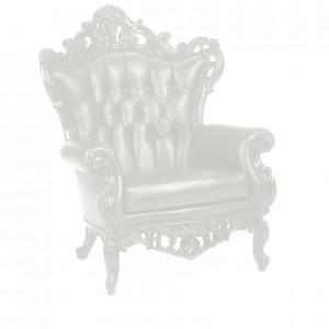 King Chair white