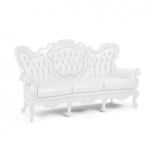 Madame Sofa white