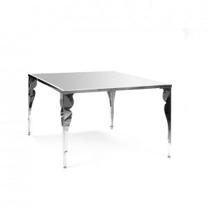 berkshire table silver plexi
