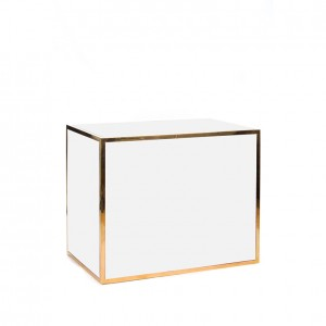 AVENUE 4' BAR GOLD avenue 4' bar gold white plexi