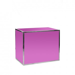 AVENUE 4' BAR SS avenue 4' bar ss purple plexi