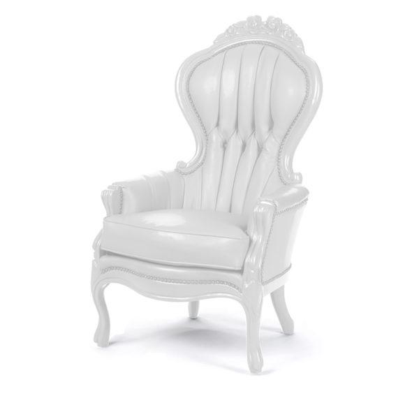 Elizabeth Chair white