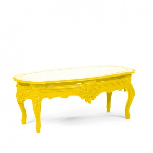 Henry Coffee Table lemon yellow
