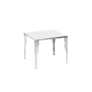 astaire table ss white plexi