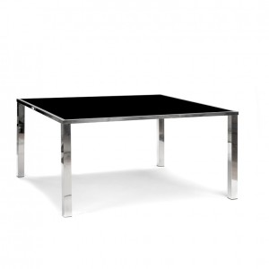 avalon dining black plexi