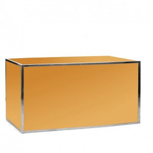 avenue 6' bar ss gold plexi