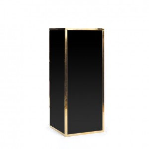 beacon tower gold black