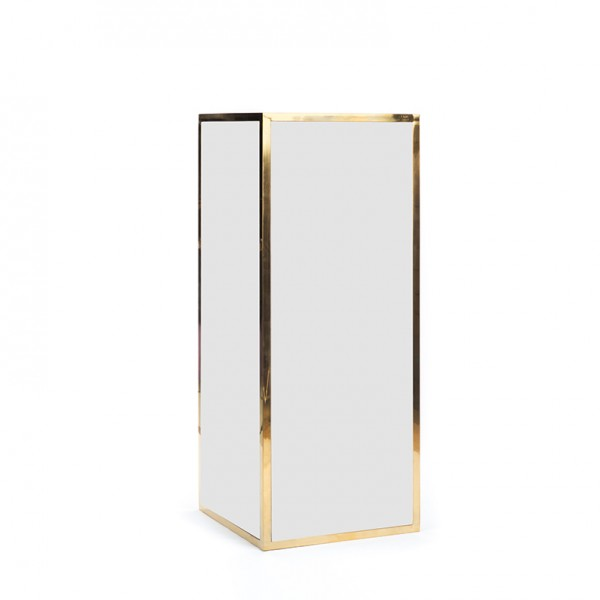 beacon tower gold white