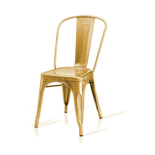 Tolix_Chair_Gold