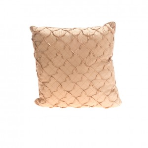 Frill Pillow - Beige