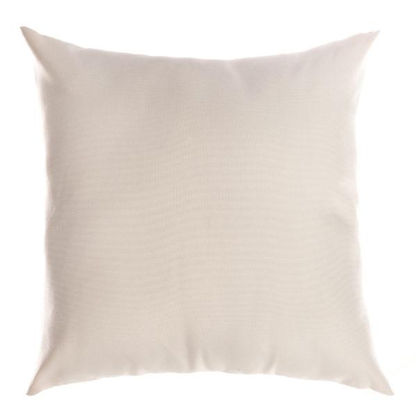Pillow - Leather - White