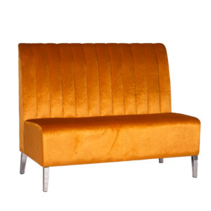 chelsea_Banquette_orange_velvet