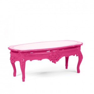 Henry Coffee Table fushia