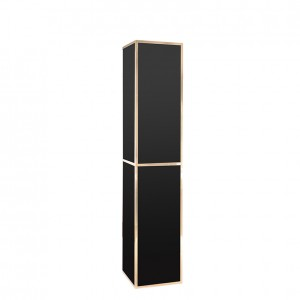 Rialto Tower GOLD - black plexi