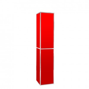 Rialto Tower SS - red plexi