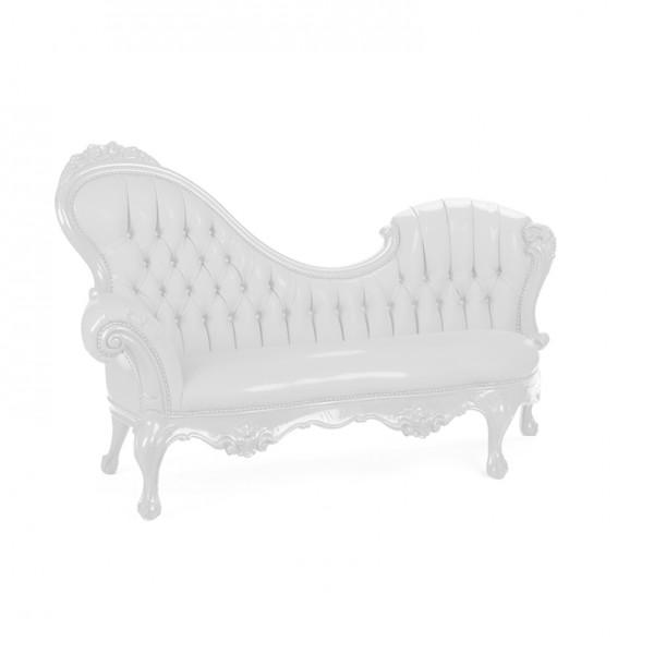 Victoria Chaise white
