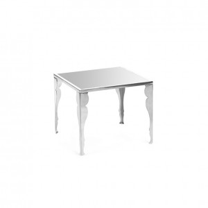 astaire table ss silver plexi
