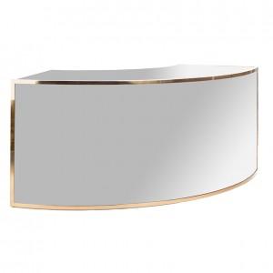 avenue 1_4 round gold silver plexi