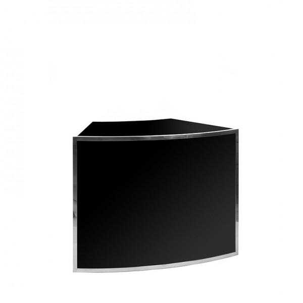 avenue 1_8 round SS black plexi