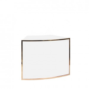 avenue 1_8 round gold white plexi