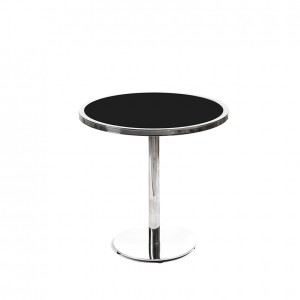 gramercy 30_ round cocktail black plexi