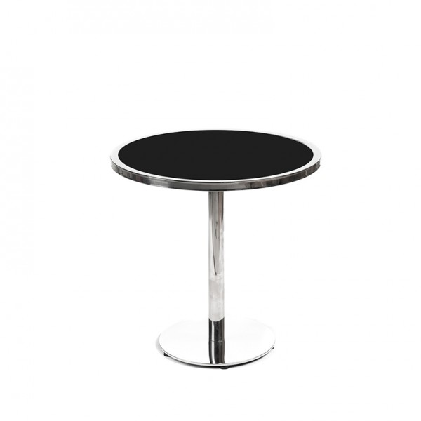 gramercy 30_ round cocktail black plexi