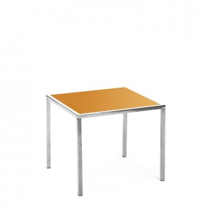 mercer table SS gold plexi