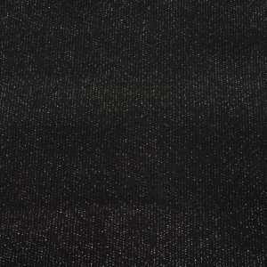 EDGEWATER CARPET 1M black metallic silver