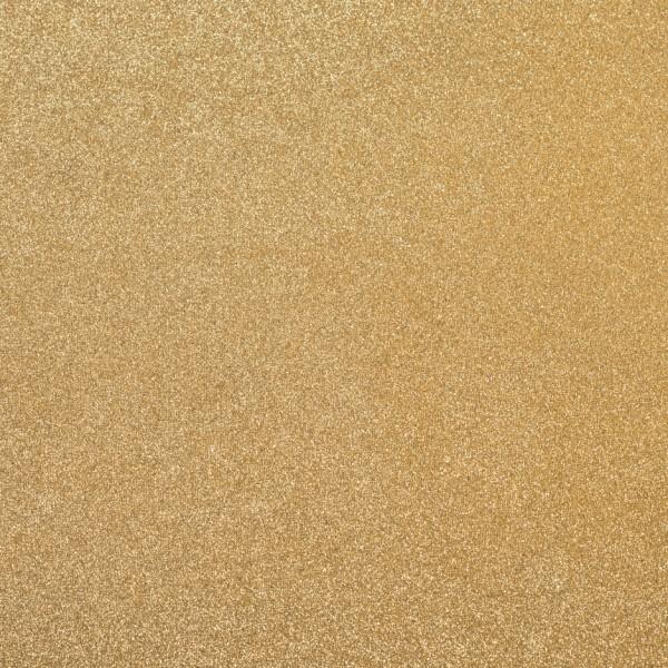 EDGEWATER CARPET 1M metallic gold