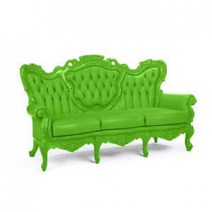 Madame Sofa lime
