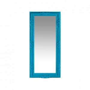 Regal Mirror cyan blue