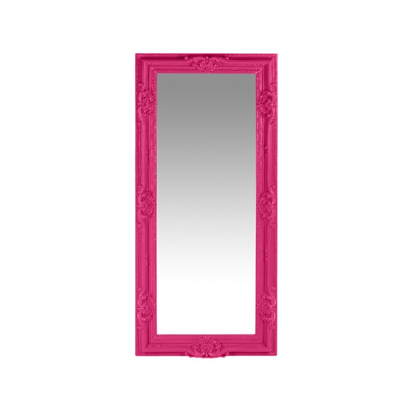 Regal Mirror fushia