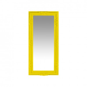 Regal Mirror lemon yellow