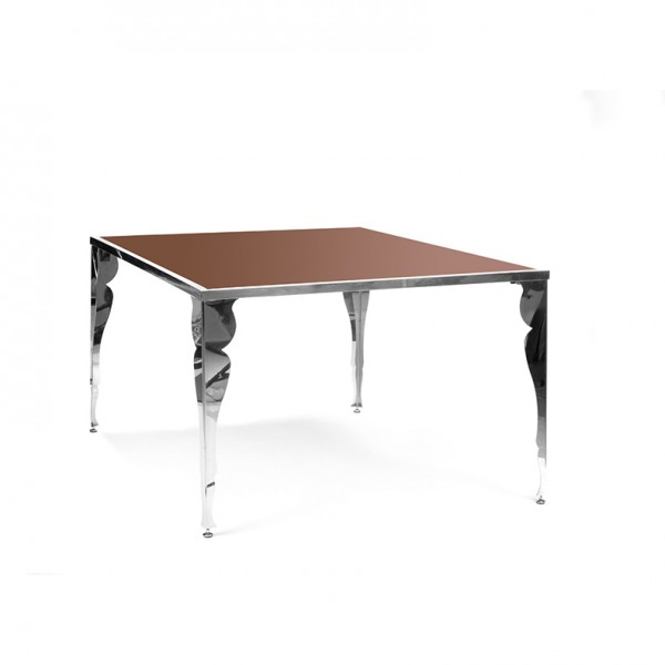 berkshire table bronze plexi