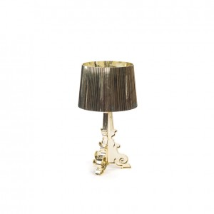 bourgie table lamp gold