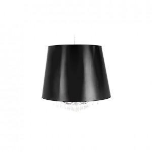 opera chandelier black