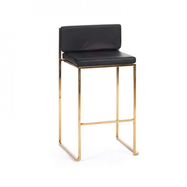 paramount-stool-gold-black-cushion-600x600