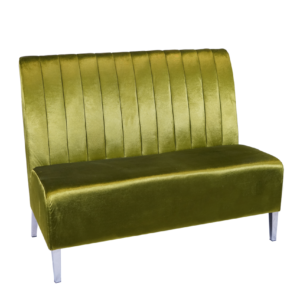 Chelsea_Banquette_Electric_Green_Velvet